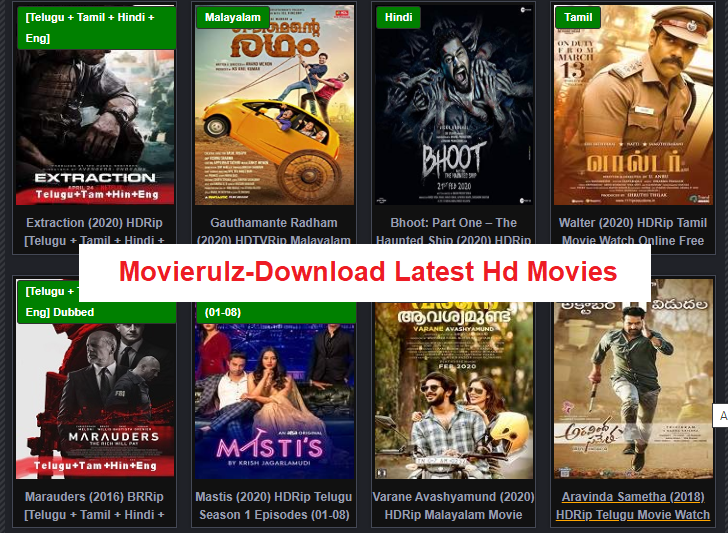 movierulz movies download